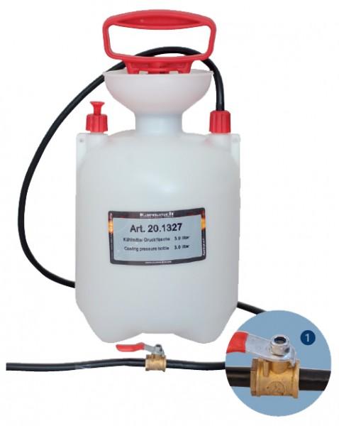 Kühlmittel-Druckflasche 3 Liter