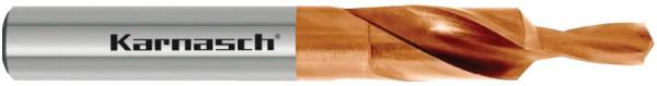 Kurz-Stufenbohrer 90°, HSS-XE TITAN-TEC, für Senkschrauben