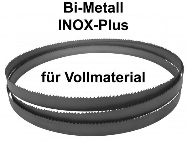 Metallsägeband Bi-Metall INOX-Plus für Voll- u. dickwandiges Material