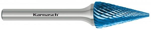 """Hartmetall-Frässtift HP-3 Form """"M"""" Spitzkegelform"""