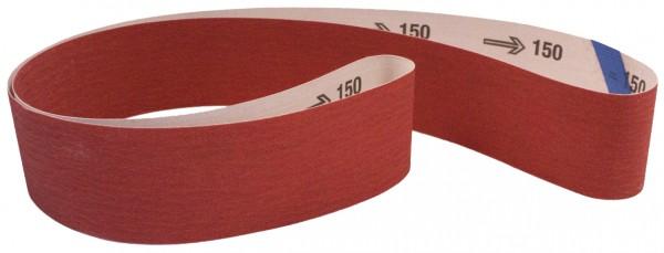 Schleifbänder Norton R946 40 x 820 mm für Rohrschleifmaschine Poly-Romy
