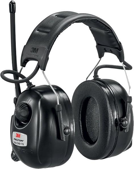 Radio-Kapselgehörschutz DAB+ FM 31dB