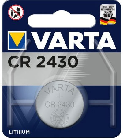 Knopfbatterien Typ CR 2430