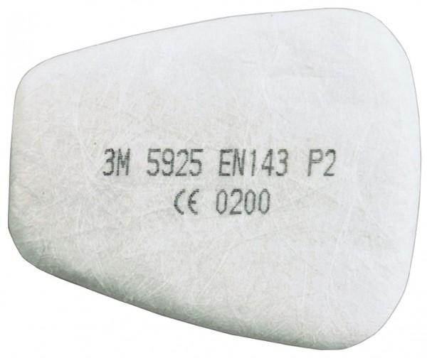 Partikelvorfilter zu Halb- und Vollmaske 3M™ Serie 6000