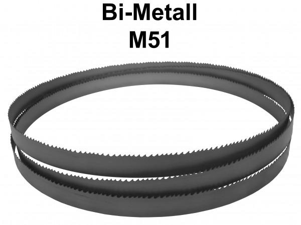 Metallsägeband Bi-Metall M51
