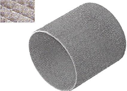 Polierbänder NORAX™ 100 x 285 mm für Satiniermaschinen