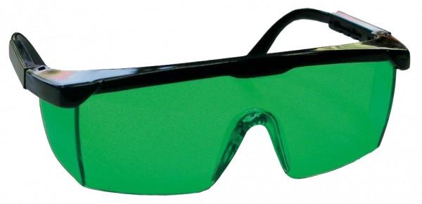 Laser-Sichtbrille grün