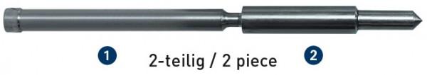 Auswerferstift 2-tlg 7.98 x 184 mm