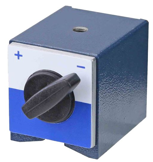 Magnetfuss für Messstative mit ON/OFF Schalter, M8