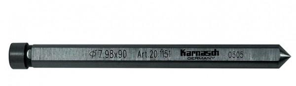 Auswerferstift 7.98 x 90 mm für ø 18 - 65 mm