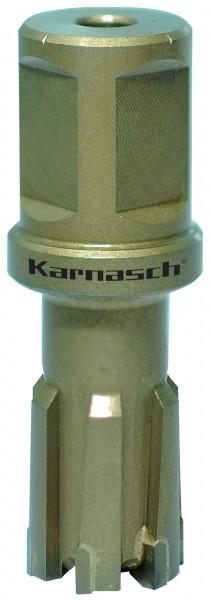 Kernbohrer HM Hardox-Line, Weldon 19 mm
