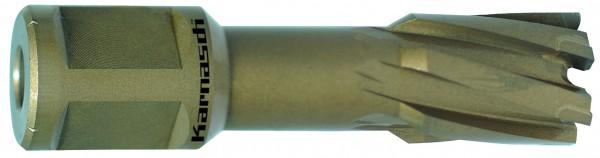 Kernbohrer HM Hard-Line, Schnitttiefe 40 mm, Weldon 32 mm