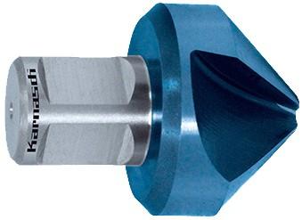 Kegelsenker HSS-XE 90°, mit Weldon-Schaft 19 mm