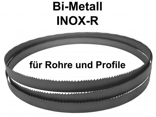 Metallsägeband Bi-Metall INOX-R für Rohre und Profile