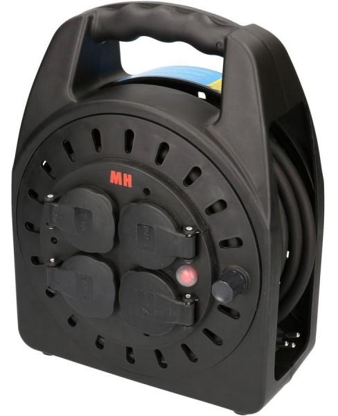 Kabelbox 4xT13, 15 m IP44