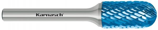 """Hartmetall-Frässtift HP-3 Form """"C"""" Walzenrundform"""