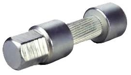 Rändelwelle zu Quick-Lock Spann-Elemente