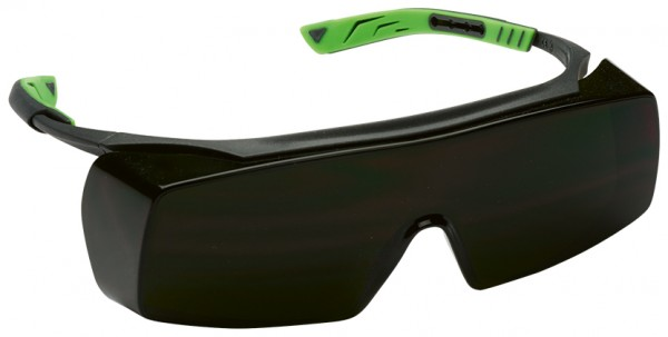 Schweisser-Überschutzbrille 5X7 IR5