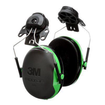 Kapselgehörschutz Peltor X für Helmbefestigung System 30 mm Steckschlitze