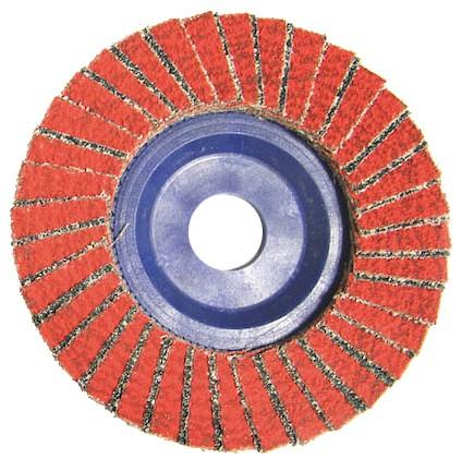 Schleiflamellenteller PLATINUM ø 125 mm