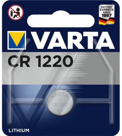 Knopfbatterien Typ CR 1220