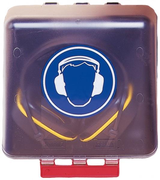 Aufbewahrungsbox für Gehörschützer