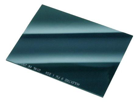 Schutzglas grün 90 x 110 mm