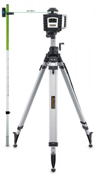 Rotationslaser-Set Quadrum Green 410S