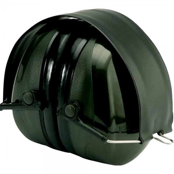 Kapselgehörschutz OPTIME II H520F, zusammenlegbar, grün, 31dB